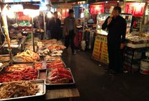 Shanghai Food / Essen und Trinken in Shanghai