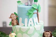 1 birthday cake