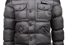 Kurtki męskie jesień zima 2015/16 / To tablica o wygodnych i ciepłych kurtkach dobrym stylu.  http://ipanema.pl/pol_m_Odziez-meska_Kurtki-147.html