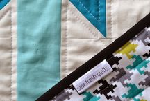 Quilt Labels / by Sew Fresh Quilts