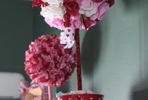valentine crafts / by Dawn Haskell
