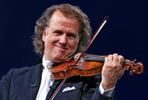 Andre Rieu and the Johann Strauss Orchestra / First saw these guys in Maastricht, Netherlands in 2013. LOVED it.