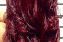 Red Haircolor
