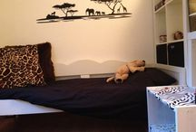 Boys safari room