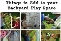 Outdoor Play Ideas for the Kids