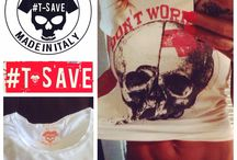T-SAVE / T-shirt fashion moda