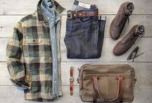 Men's Fashion | The Famous Flatlay