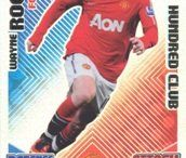 Wanye Rooney Trading Cards & Stickers / All about different trading cards & sticker of Rooney over the years playing for both his club teams and England.