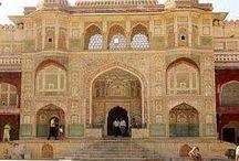 Le Rajasthan : Palais et désert
