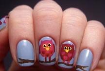 nails / by Tina Federico-Pfeifer