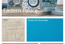 Stampin' Up! - Eastern Palace & Eastern Beauty