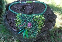 "My Creation / Welcome to my shop. My name is Eva I create the pages invent jewelry with beads. Manual work recharge batteries draw positive energii.Vytváření variety of jewelry is my great hobby. I'll be glad when the time spent in my gallery are for you nice and sweet and give you a tiny inspiration. You can add your ""treasure"". If you are some of my creations please the eye and attract your soul, I will be very happy, just write to my e-mail."