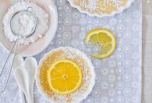 Lemon tart  / by Virginie Bichet