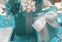 Decorations/Ideas: Bridal Shower