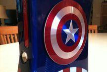 Marvel:)