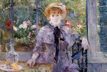 Berthe Morisot / by A Calderon
