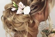Inspiration || Wedding Hair