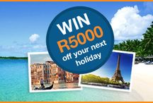 Competitions / Stay tuned for hot Travel prizes!