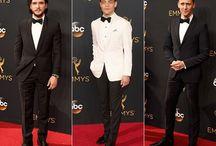 Emmys Mens Fashion / Red Carpet Fashion