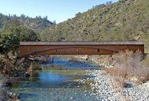 Covered Bridges California