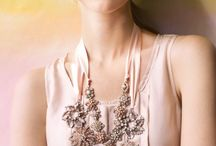 oversize necklaces