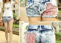 Bottoms/Shorts/Jeans