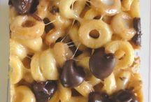Peanut butter cheerio