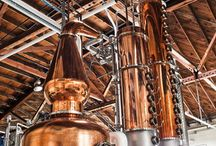 Distilleries - USA / What does your favorite Bourbon- or Whiskeydistillery look like? Well, have a look at this board!