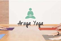 A - Z: Aroga Yoga
