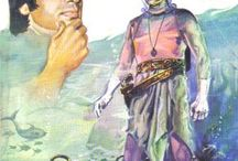 """Comic Strip on Amitabh Bachchan / Supremo was a comic book character in the series """"The Adventures of Amitabh Bachchan ('किस्से अमिताभ के')"""", published in the 1980s. The series was based on the actor Amitabh Bachchan, with his approval, and ran for approximately two years.Supremo was the brainchild of Pammi Bakshi, editor of Movie magazine"""