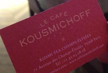 #TeaAddictParis au café Kousmichoff 29/11/2013 / Reportage photo du 1er #TeaAddictParis