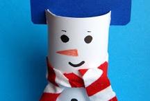 Zima, Vánoce, Karneval, Pohádky