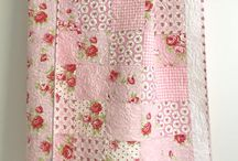 Baby quilts... girls