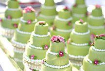 svatba / dortíky