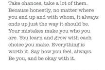 Quotes I Love / by Aubrey Janke