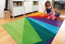 avec un tapis