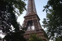 EIFFEL TOWER / 1st wedding anniversary and 5 months preggy, WORTH IT... I am inlove!!!