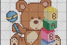 TEDDY BEARS*