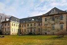 Pobiedna - Pałac