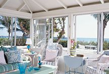 Patios & Porches & Outdoors / Outdoor spaces and Gardening / by Deborah Hardin
