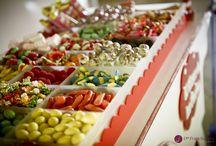 Mesas Dulces, Candy Bar