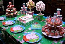 Party Ideas / by Sarah Parker Holt
