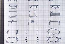 bujo design