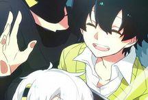 anime character doujin