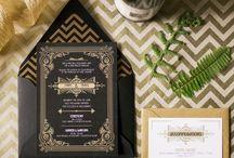 I love ♥ invitation