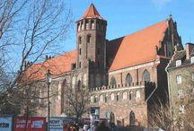 klasztor w Gdańsku