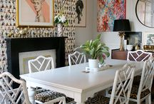 DINING ROOM | ECLECTIC