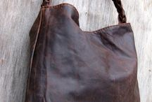 Leather : handles and details