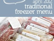 Freezer Meals / by Vickie Powell