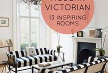 Victorian / Ideas for our grand old victorian home  / by Larissa